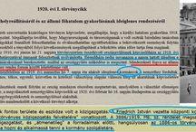1920. évi I. tc. - Magyar Királyság - Kingdom of Hungary / A trianoni békediktátum aláírásaert cserébe nemzetközileg elismert Magyar Kiralysag történeti alkotmánya - Unwritten Constitution of the Kingdom of Hungary. The state is based on Trianon Treaty