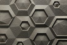 SURFACE DESIGN Geometry / Geometric patterns, designs and illustration