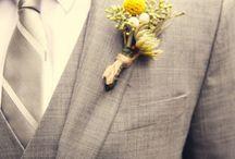 Sean's Wedding Suit