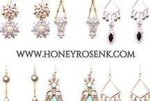 Holiday Honey Rose & K Jewelry / Holiday pieces by Honey Rose & K