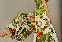 60s jumpsuits and playsuits