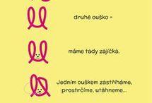 tkaničky