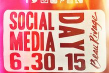 Social Media Day 2015 / by Beau Rivage Resort & Casino