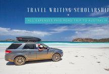 Win a travel writing scholarship to Australia