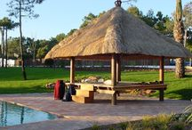 Hardwood Gazebos And Pavilions