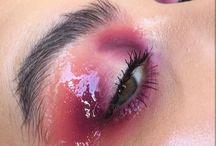artsy makeup