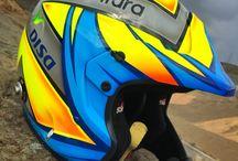 Helmets / Diseño y pintura