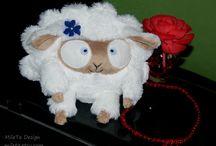 Sheep / Sheep, lamb, soft minky sheep toy, lamb plushie, soft toy, stuffed sheep, softie sheep toy, stuffed animal toy, sheep plush, fluffy sheep, white sheep, snowy sheep, funny sheep.