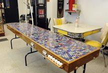 Pong Table Ideas