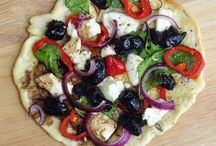 Pizza on the Patio / quick and delicious meals to share. / by Memphis Wood Fire Grills