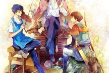 Anime and Manga! ♥