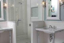 Ванна, туалет / Фото интерьеров ванных и туалетных комнат