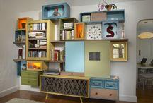 Forslag til diy møbler, snekring o.l