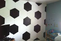 Kye's room