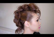 Irokese Hairstyle