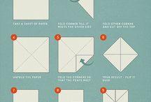 papírhajtogatás