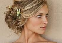 Wedding hair / by Anna Sandman