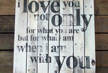 Love life / by Kaytlin Honken