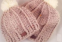 Cosy By GG Hats / All the lovely cosy pieces I create and sell on my crochet etsy shop