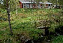 Myllykosken kievari, Suonenjoki / Aivan kaupungin keskustan läheisyydessä idyllinen majoitusyritys sekä ihastuttava juhlien pitopaikka