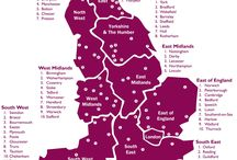 Regions of UK