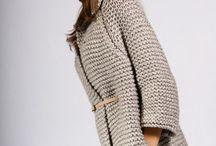 casaco de malha lindos