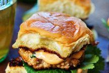 Recipes Sandwiches / by Nancy Giansante