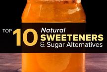 Natural Sweeteners / Learn about the benefits of natural sweeteneers