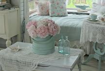 I love shabby chic