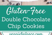 Double Chocolate Gluten free Cookie