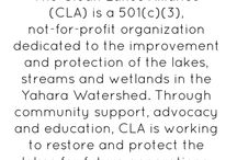 Our Mission / by Clean Lakes Alliance of Dane County