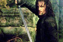 Hobbits, Elves, Dwarves, Wizards and Men / by Fi Elwin