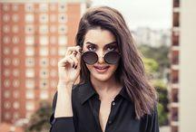 Óculos de Sol / Óculos de sol Euro, por Camila Coelho. Disponível em nossa loja virtual. www.razzejoias.com.br