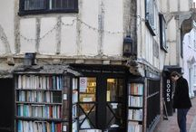 Bookshops / by Ben