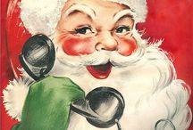 Santas / by Amanda Harwood