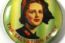 the salvetion army