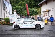 Tour de France 2011 / ALCATEL ONE TOUCH Partenaire du tour de France Depuis 2011 / by ALCATEL ONETOUCH FRANCE