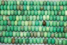 New February bead arrivals! / New beads, fresh from the Tuscon gem and mineral show!