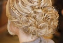 Hair for Vic's wedding! / by Victoria Keene