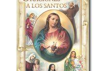 SPANISH PRAYER BOOKS & NOVENAS