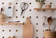 pegboards