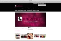 Mrs. P's Potions / Same great indie polish, just a slight change on the name to go with the BRAND NEW website of my very own!!!  www.MRSPSPOTIONS.com