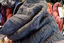 Knitting - Cowls & Scarves / by Lori Starr Vissers