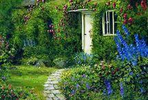 Märchenhaft Leben - Haus und Garten