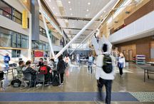 BA Spaces: The Commons