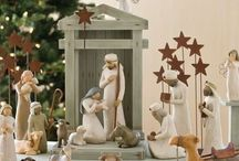away in a manger / by Julie Ford Dixon
