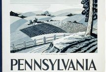 Pennsylvania / Our current home state!