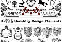 Design Elements Heraldry