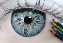 Drawings, paintings