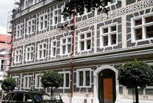 Ansbach Rokoko Perle Schwarzer Bock / Rokoko Barock in Mittelfranken - Sreiflichter aus der Stadt vom Hotel & Gasthaus Schwarzer Bock